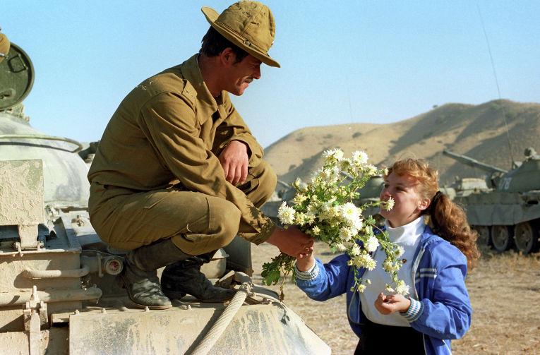 Вывод советский войск из Афганистана
