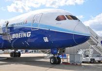 Самолет Boeing-787 «Дримлайнер»