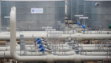 ЕС готовится к возможному прекращению поставок газа из России