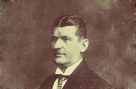 Основатель обувной фирмы Baťa Томаш Батя