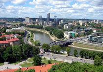 Вид Вильнюса, Литва