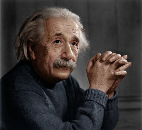 Альберт Эйнштейн, один из основателей современной теоретической физики