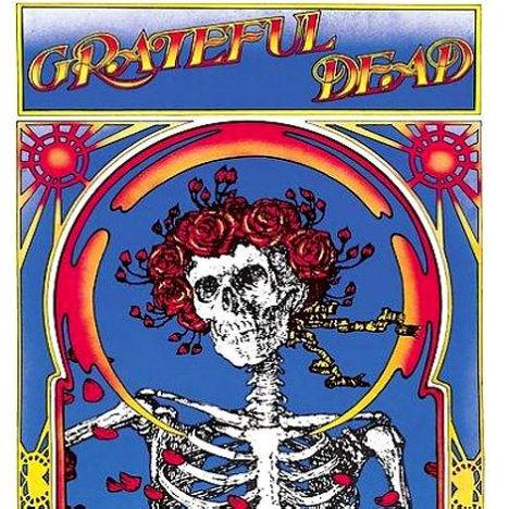 Альбом «Skull and Roses» группы Grateful Dead