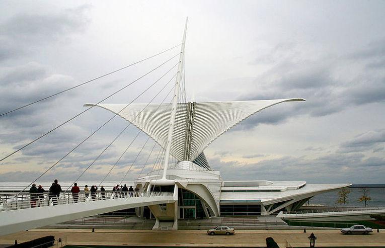 Музей Искусств Милуоки в США