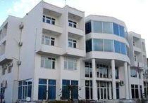 Здание российского посольства в Сухуми