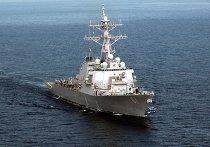 """Эсминец ВМС США """"Ремедж"""" (USS Ramage DDG-61). Архив"""