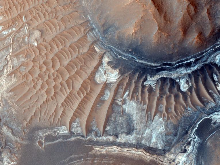 Лабиринт Ночи на Марсе