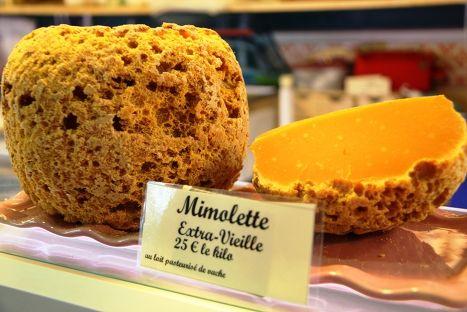 Сыр «мимолет»
