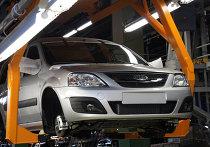 """ОАО """"АвтоВАЗ"""" запускает в серийное производство Lada Largus"""