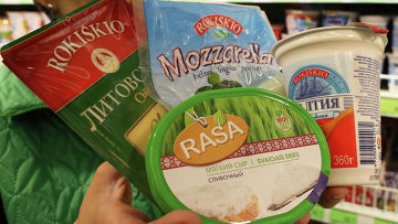 Роспотребнадзор проверит молочную продукцию из Литвы