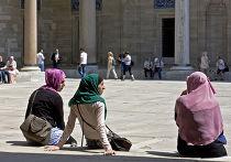 Женщины в Стамбуле