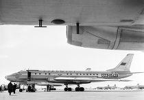 Советский воздушный лайнер Ту-104