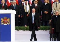 Инаугурация президента Грузии Георгия Маргвелашвили