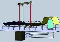 Оборудование для производства электроэнергии во время лунной ночи