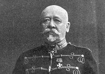 Владимир Александрович Сухомлинов в 1915 году