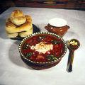 Блюдо национальной украинской кухни