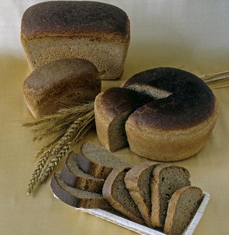 """Хлеб, выпекаемый АО """"Кемеровохлеб"""""""
