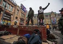 Ситуация в Киеве.