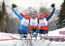 Паралимпиада 2014. Лыжные гонки. Мужчины. 15 км