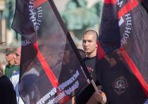 Активист венгерской националистической партии «Йоббик»