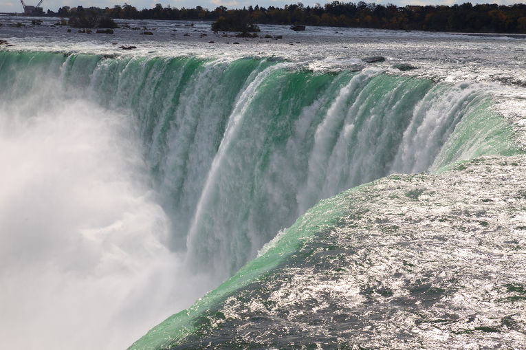 Ниагарский водопад, Нью-Йорк