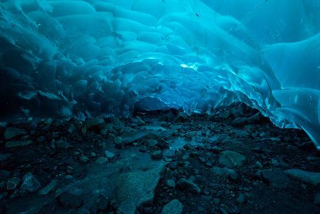 Ледники Менденхолл, Аляска