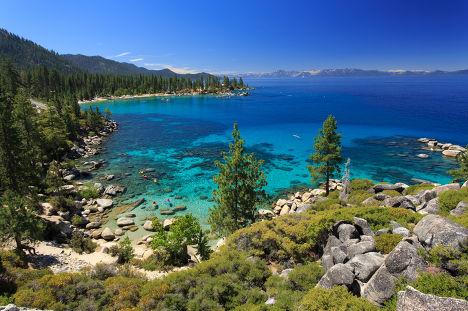 Озеро Тахо, Калифорния/Невада