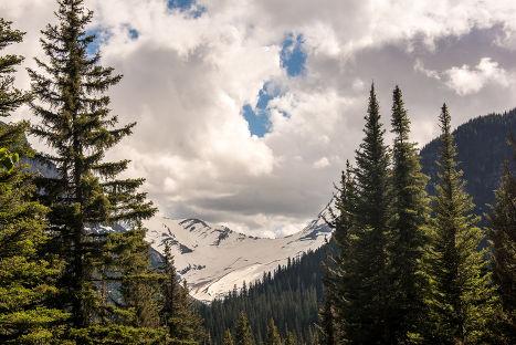 Национальный парк «Глейшер», Монтана