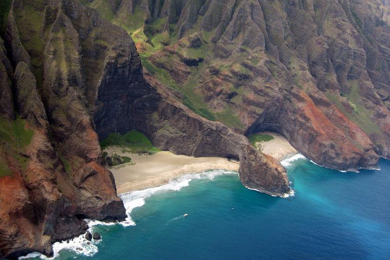 Национальный парк «Побережье На-Пали», Гавайи