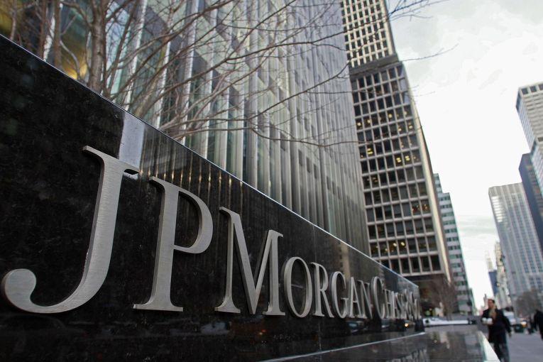 Банк JPMorgan Chase & Co