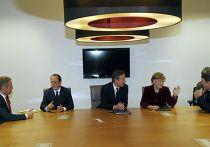 Саммит ЕС в Брюсселе, посвященный ситуации на Украине