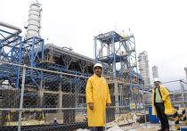 Нефтехимический комплекс «Нури» в Иране