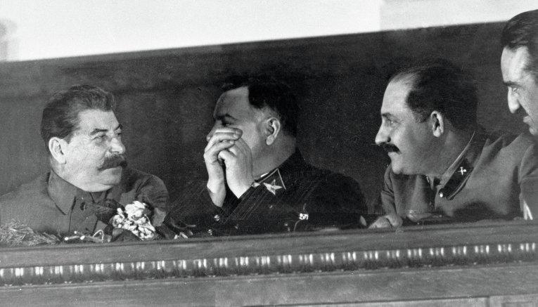 руководство ссср при сталине