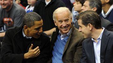 Сын вице-президента США уволен за наркотики из ВМС
