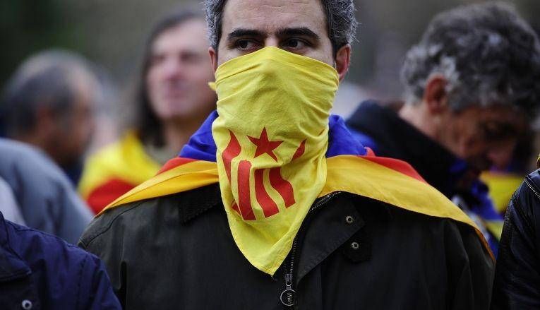 Сторонник независимости Каталонии