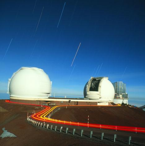 Обсерватории на горе Мауна-Кеа