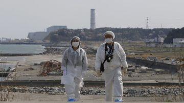 Город-призрак Томиока рядом с АЭС «Фукусима-1»