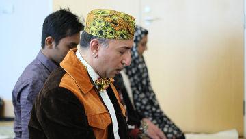 Проект Самры Хабиб «Только я и Аллах»
