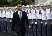 Барак Обама в Вест-Пойнте
