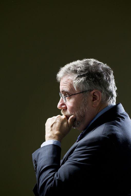 Лауреат Нобелевской премии по экономике Пол Кругман