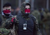 Активисты организации «Правый сектор»