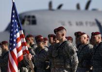 Солдаты НАТО прибыли на военную базу в Литве