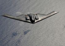 Стелс-бомбардировщик B-2