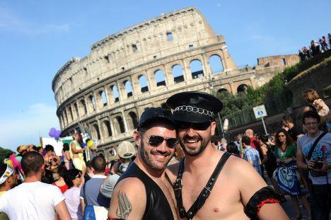 гей италия онлайн видео бесплатно