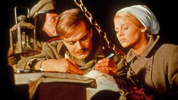 Кадр из фильма «Доктор Живаго»