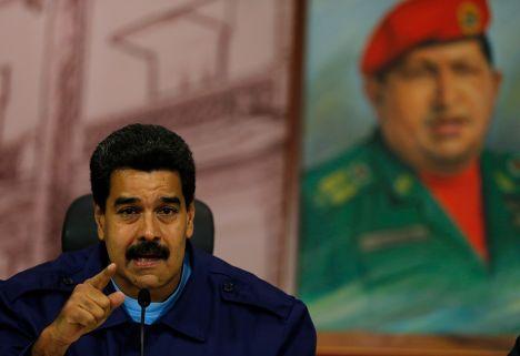 Мэра Каракаса обвиняют в подготовке путча и дестабилизации страны