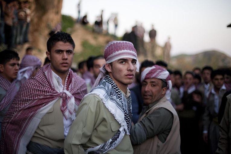 Курды говорят, что у них нет друзей, кроме гор.