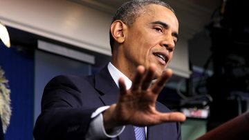 Коалиция нерадивого Обамы