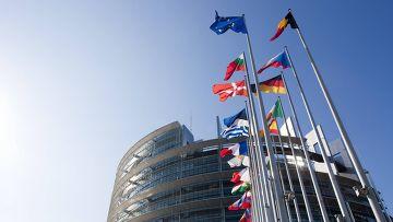 ЕС обсуждает запрет займов для госкомпаний РФ