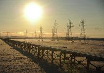Вввод в эксплуатацию газового месторождения Бованенково в ЯНАО